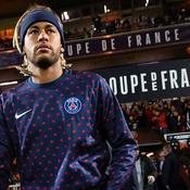 Neymar dit adieu à ses béquilles