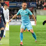 Neymar, Germain, Savanier : le debrief stats du week-end de L1