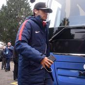 Neymar rentre au Brésil pour raison familiale