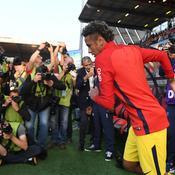Neymar, «un extraterrestre se pose sur le Roudourou»
