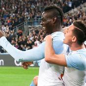 OM : après un but, Balotelli partage sa joie en direct sur Instragram