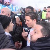 OM: L'après-match (très) tendu entre joueurs et supporters