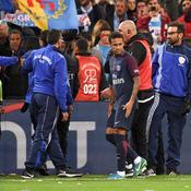 Neymar scandalisé par les jets de projectiles au Vélodrome