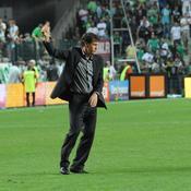 OM: Quand Rudi Garcia entraînait... les Verts