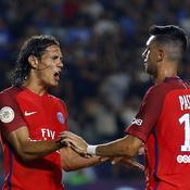 Paris défiera Lyon sans Cavani mais avec Verratti et Matuidi