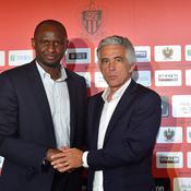 Patrick Vieira nouveau coach de l'OGC Nice