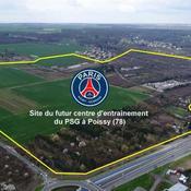Poissy confirme l'arrivée du PSG et de son centre d'entraînement