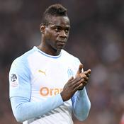 PSG-OM : arrivé à Paris dimanche, Balotelli sera titulaire pour le Classique