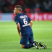 Pour le sélectionneur de l'Italie, Verratti n'est «pas heureux au PSG»