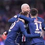 Le PSG s'est imposé 4 buts à 1 face à Amiens