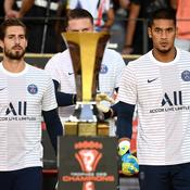 Kevin Trapp et Alphonse Areola