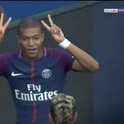 PSG-Bordeaux : Mbappé dédie son but à Benjamin Mendy