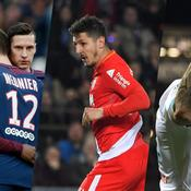 PSG, Jovetic, Mitroglou : les chiffres marquants du week-end de L1