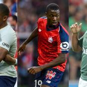 PSG, Lille, Khazri : le debrief stats du week-end de L1