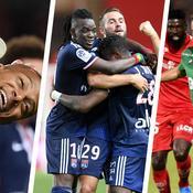 PSG, Lyon, Hamouma : les stats à connaître avant la 2ème journée de L1