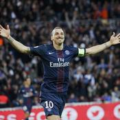 Ibrahimovic quitte la Ligue 1 sur un succès et un énième record