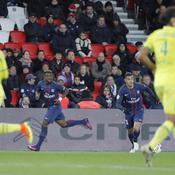 PSG-Nice: une altercation dans le vestiaire entre Aurier et Ben Arfa ?