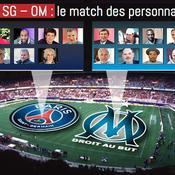 PSG-OM : le match se joue aussi entre les personnalités