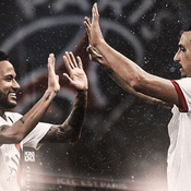 PSG : quand Neymar rend hommage à Ibrahimovic