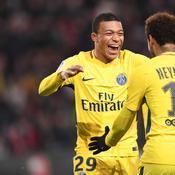 Quand Neymar «n'arrêtait pas d'envoyer des SMS» à Mbappé