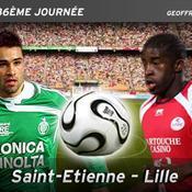 Saint-Etienne Lille Rio Mavuba