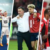Rennes, Lille, Balotelli : les chiffres marquants du week-end de L1