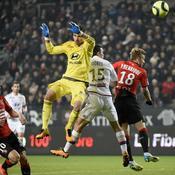 Renversant, Rennes freine Lyon