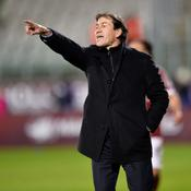 Rudi Garcia : «Nous avons été punis»