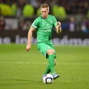 Saint-Etienne devra faire sans Beric pour le reste de la saison