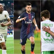 Saint-Etienne, Mbappé, Pastore : les chiffres marquants du week-end de Ligue 1