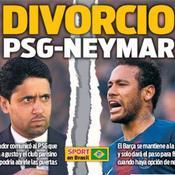 Selon la presse espagnole, Neymar veut quitter le PSG