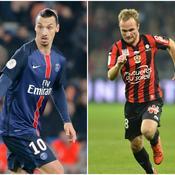 Stats : En première période, Germain est le seul au niveau d'Ibrahimovic