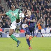 Stats : Sans Ibrahimovic, le PSG toujours intraitable avec les Verts ?
