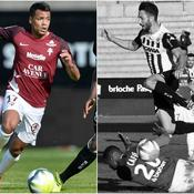 Tops/Flops Angers-Metz : Dossevi régale, Andreu se rate