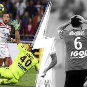 Tops/Flops de la soirée de Ligue 1 : Depay envoie l'OL en C1, le mauvais geste de Monconduit