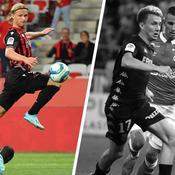 Tops/Flops de la soirée de Ligue 1 : Dolberg a montré la voie, Monaco inoffensif
