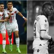 Tops/Flops de la soirée de Ligue 1 : El Ghazi frappe fort, Balotelli craque encore