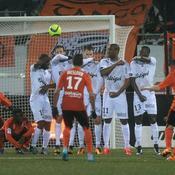 Tops/Flops de la soirée : un Lorient-Guingamp de folie, Toulouse seul contre tous