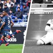 Tops/flops Lyon-Dijon : Saïd bourreau de l'OL, Fekir n'y arrive plus