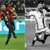 Tops/Flops Lyon-Lille : Benzia l'opportuniste, Valbuena le croqueur