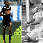 Tops/Flops Marseille-Angers : Toko Ekambi punit l'OM, Ocampos a tout raté