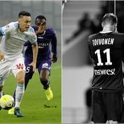 Tops/Flops Marseille-Toulouse : Ocampos dans tous les bons coups, Toivonen transparent