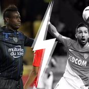 Tops/flops Monaco-Nice : Balotelli a flambé, Moutinho a tout raté