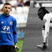 Anthony Lopes et Bertrand Traoré