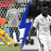Tops/Flops Montpellier-Nice : Lecomte est bon, le duo Pléa-Balotelli amorphe