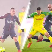 Tops/Flops Nantes-PSG : Un Verratti retrouvé, des Nantais trop irréguliers
