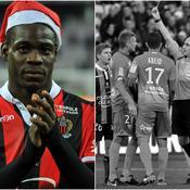 Tops/Flops Nice-Dijon : Balotelli dans son jardin, Varrault a craqué