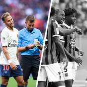 Tops/Flops Nice-PSG : La confirmation de Neymar, les limites de Nice