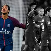 Tops/Flops PSG-Dijon : Neymar époustouflant ... et sifflé par le Parc