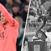 Tops/Flops Saint-Etienne-PSG : Mbappé a été clinique, Aholou a plombé les Verts